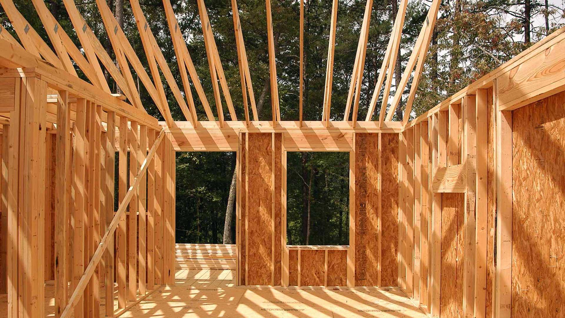 Dom pasywny drewniany